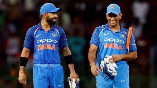 ms dhoni virat kohli dhoni cricket, आखिर क्यों इस मामले में कोहली से हमेशा बेहतर साबित हुए हैं एमएस धोनी?