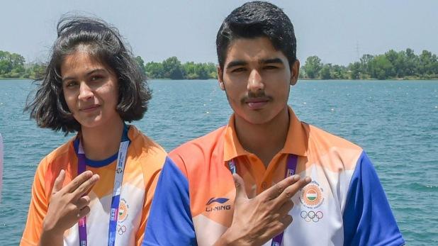 ISSF World Cup, अपूर्वी चंदेला और दीपक कुमार ने 10 मीटर एयर राइफल मिक्स्ड टीम में भारत को दिलाया गोल्ड