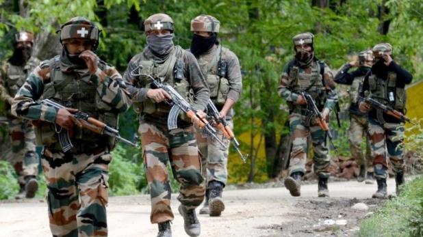 अनंतनाग, जम्मू-कश्मीर के अनंतनाग में आतंकियों से मुठभेड़ में मेजर शहीद, 3 जवान घायल, 1 आतंकी ढेर
