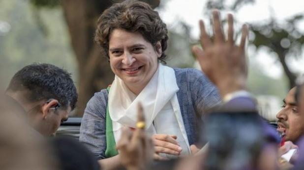 priyanka gandhi, जब प्रियंका गांधी ने कहा, 'वाराणसी से चुनाव लड़ लूं क्या?'