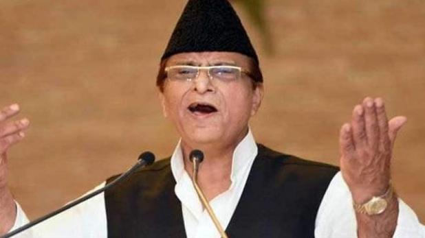 """Azam Khan, """"अगर मैंने सुई की नोंक के बराबर भी गलत काम किया होता तो मोदी मुझे कुतुबमीनार पर टांग देते"""""""