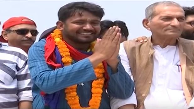 Kanhaiya kumar, बेगूसराय की बड़ी लड़ाई में कन्हैया का साथ देने गुजरात से आए ये विधायक