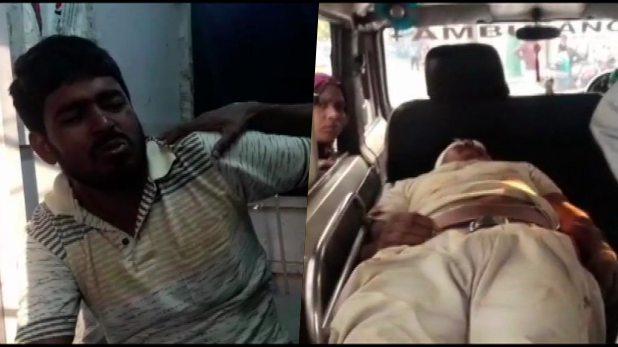bullet-shot-at-a-booth-at-murshidabad-voters, मतदान केंद्र में चली गोली, एक वोटर की मौत
