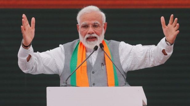 PM Modi, PM मोदी ने साधा रॉबर्ट वाड्रा पर निशाना, कहा- अगले पांच साल में जेल के अंदर होंगे नामदार