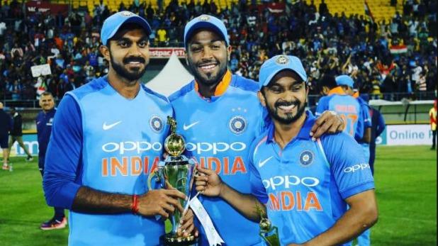 Vijay Shankar, WORLD CUP में नंबर-4 पर कौन खेलेगा? मुख्य चयनकर्ता MSK प्रसाद ने किया क्लियर