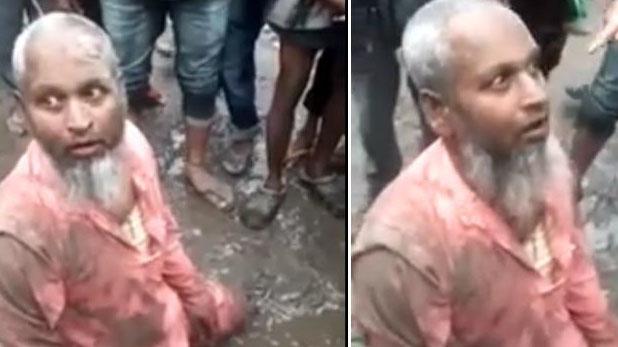 Assam lynching, असम में बीफ बेचने के शक में भीड़ ने मुस्लिम बुजुर्ग को पीटा, देखें VIDEO