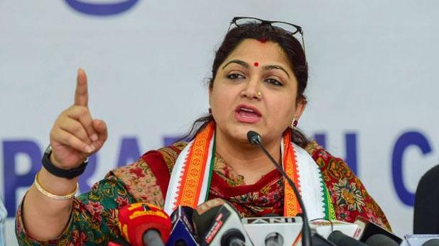 Khushbu Sundar, Exclusive: खुशबू सुंदर ने दी पीएम मोदी को चुनौती, कहा- हिम्मत है तो वायनाड से लड़कर दिखाएं चुनाव