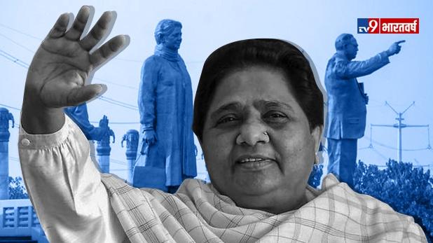 मायावती, चुनाव आयोग पर भड़कीं मायावती, कहा- संविधान के अधिकारों से किया जा रहा मुझे वंचित