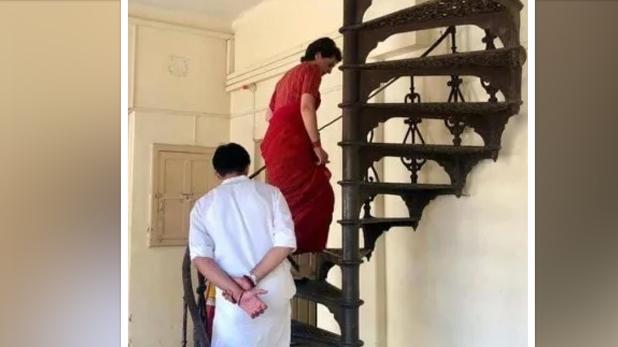 जीवीएल नरसिम्हाराव, बीजेपी प्रवक्ता पर जूता फेंकने वाले शक्ति भार्गव को छोड़ा