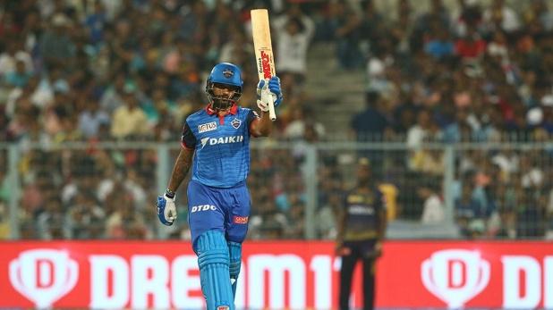 IPL 2019, KKR vs DC: शतक से चूकने के बाद दिल्ली के शिखर धवन ने क्या कहा