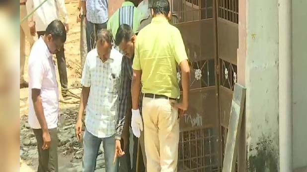 banglore crime news, बेंगलुरु में विधायक के घर के पास धमाका, एक शख्स की मौत