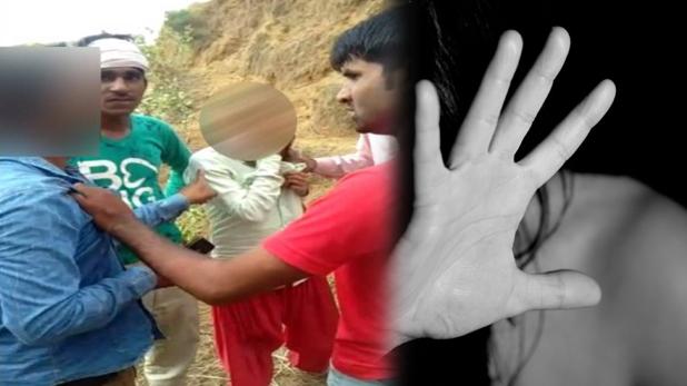 kirodi lal meena alwar gangrape, अलवर गैंगरेप: विरोध प्रदर्शन के दौरान सांसद किरोड़ी लाल और पुलिस के बीच हिंसा