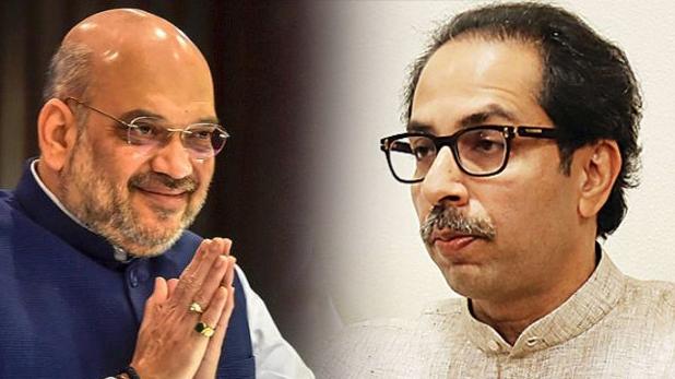 अमित शाह, अमित शाह को रक्षा विभाग मिला तो पाकिस्तान का सवाल हल हो जाएगा: शिवसेना