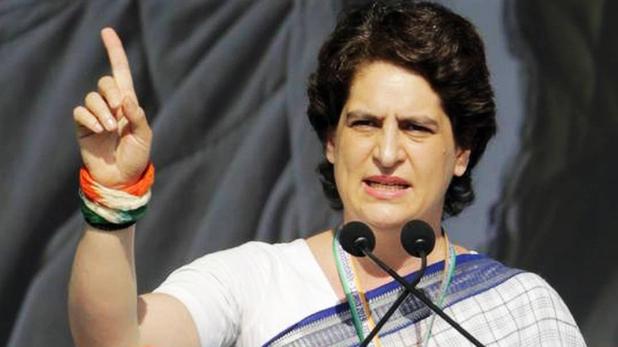 Priyanka Gandhi Vadra, SPG संशोधन बिल राज्यसभा में भी पास, प्रियंका की सुरक्षा में सेंध पर BJP-कांग्रेस में जुबानी जंग तेज