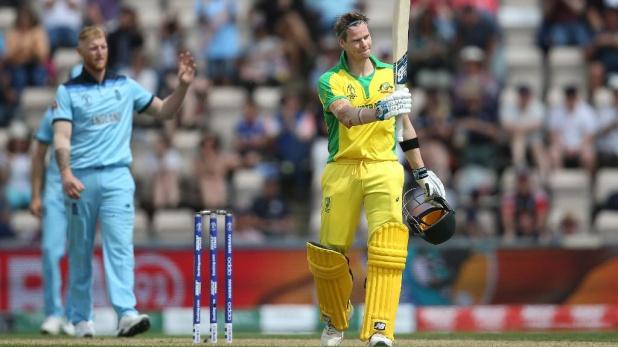 स्टीव स्मिथ, फॉर्म में लौटे स्मिथ ने प्रैक्टिस मैच में ठोका शतक, ऑस्ट्रेलिया ने 'फेवरेट' इंग्लैंड को पटका