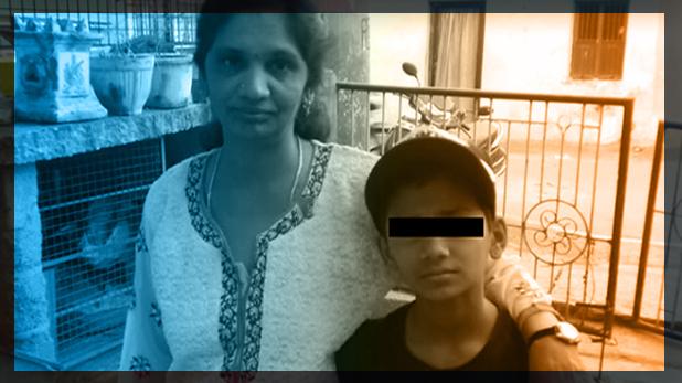 पिता, पिता ने बेटे को फांसी पर लटका दिया, बेटी वीडियो बनाते-बनाते दया की भीख मांगती रही