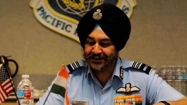 BS Dhanoa, Air Force, IAF Chief, Air Chief Marshal, BS Dhanoa IAF