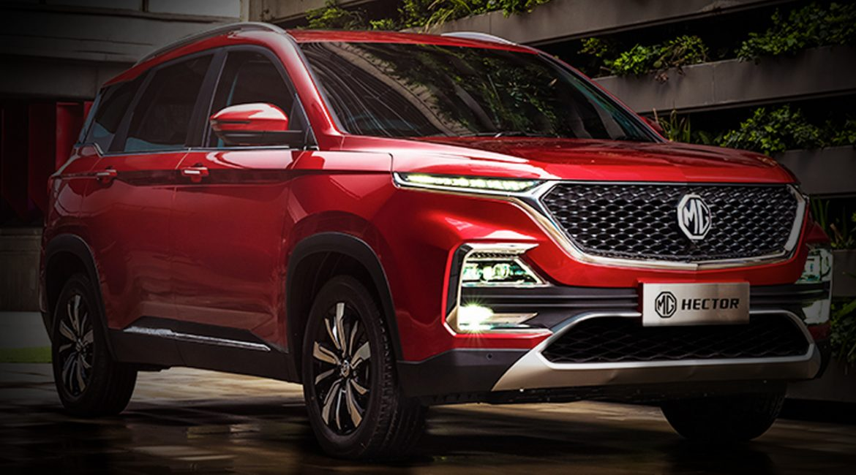 MG Hector, MG Hector launch, MG Hector SUV launch, SAIC, Suzuki Motor Corp