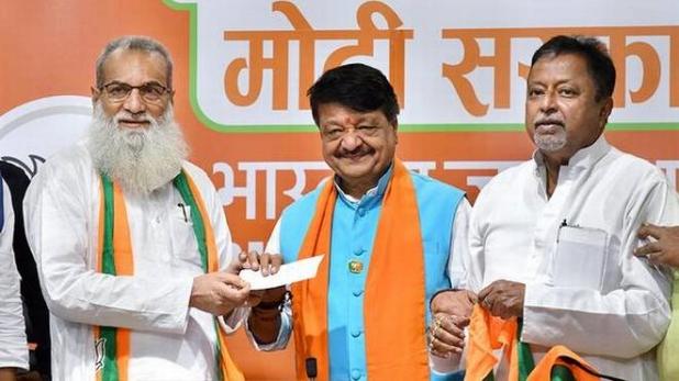 Monirul Islam, Monirul Islam BJP, Monirul Islam TMC, Monirul Islam News