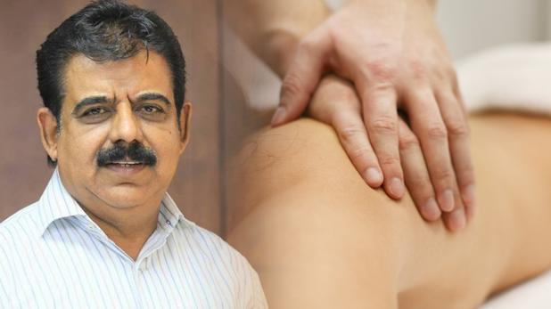 Shankar Lalwani, Massage, Massage in Trains, Railway Massage, Massage on Wheels, Massage Center