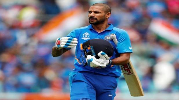 Shikhar Dhawan, World Cup 2019: भारत को बड़ा झटका, शिखर धवन तीन हफ्ते के लिए मैच से बाहर