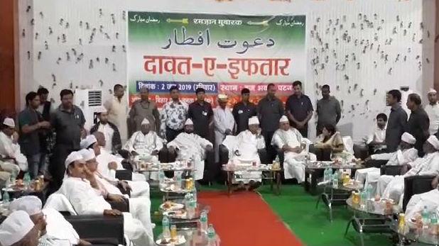 बिहार राजनीति, इफ्तार के बहाने बन रहे हैं बिहार में राजनीति के नए समीकरण
