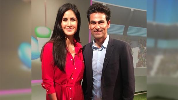 Katrina kaif Meet mohammad kaif, जब कैफ की हुई कैफ से मुलाकात, लंदन है दोनों के करियर की पहचान