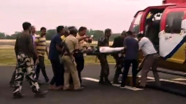 Naxal, झारखंड के दुमका में पुलिस की नक्सलियों के साथ मुठभेड़, 1 जवान शहीद