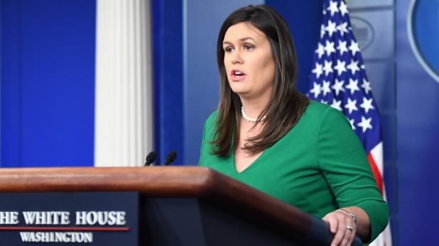 , सारा सांडर्स व्हाइट हाउस की प्रैस सचिव पद से देंगी इस्तीफा: डोनाल्ड ट्रंप