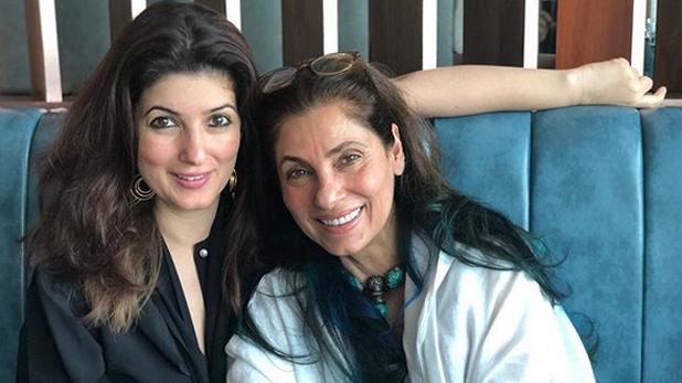 Twinkle khanna dimple birthday, ट्विंकल खन्ना ने इंस्टाग्राम पर शेयर किया मां डिंपल का वीडियो, बोलीं- बर्थडे गर्ल चमक रही हैं!
