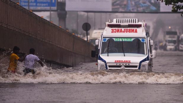 बारिश, LIVE: महाराष्ट्र में कहर बरपा रही बारिश, दीवारें गिरने से 24 लोगों की मौत