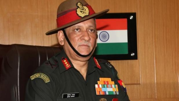 जनरल बिपिन रावत, आर्टिकल 370 हटने के बाद पहली बार घाटी में आर्मी चीफ जनरल बिपिन रावत