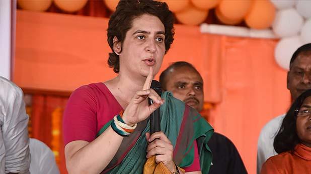 कांग्रेस, कांग्रेस का नया दौर: प्रियंका गांधी ने सोनभद्र में जमीनी कार्यकर्ता को बनाया जिला अध्यक्ष
