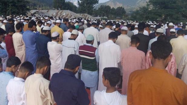 Bakrid, बकरीद पर जम्मू-कश्मीर में लौटी रौनक, फिर गली-गली घूमे NSA अजीत डोभाल