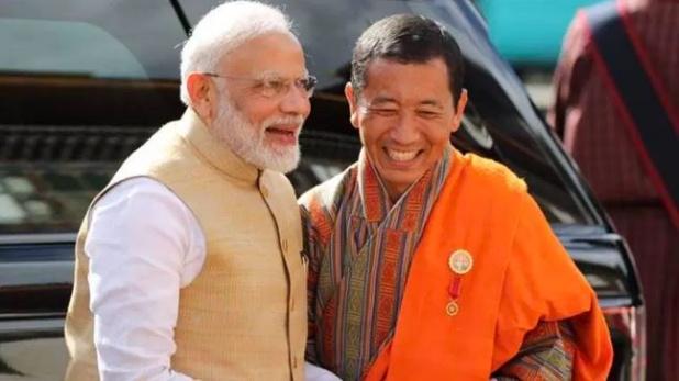 PM Modi in Bhutan, ऐतिहासिक बदलाव के दौर से गुजर रहा है भारत, युवा और आध्यात्मिकता हमारी ताकत- बोले पीएम मोदी