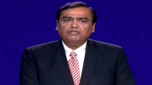 Mukesh Ambani, Reliance AGM 2019: फाइबर प्लान लेने पर फ्री में मिलेगा एचडी टीवी, जियो का बड़ा ऐलान