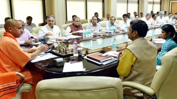 uttar pradesh new cabinet, CM योगी के मंत्रिमंडल में बदलाव, सिद्धार्थनाथ सिंह से छिना स्वास्थ्य मंत्रालय, देखें पूरी लिस्ट