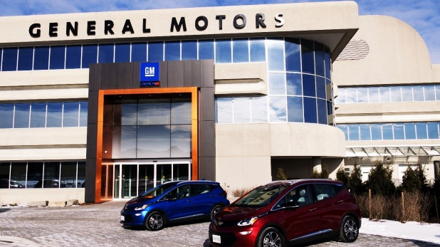 general motors, general motors strike, general motors workers strike, general motors profit, general motors revenue, general motors profit share