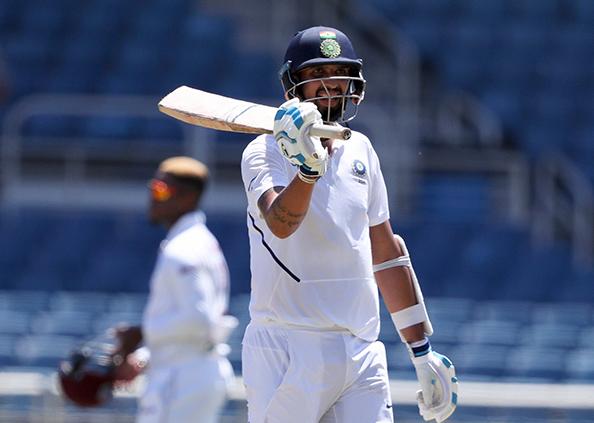 India vs West Indies 2nd Test Day 3, India vs West Indies 2nd Test Day 3: विराट जीत के करीब टीम इंडिया, तस्वीरों में देखें कैसे लड़खड़ाई मेजबान टीम