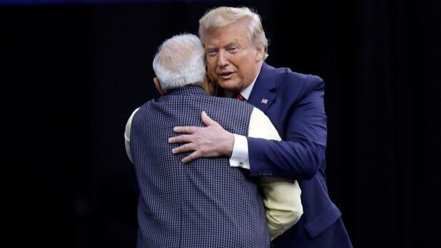 ट्रंप, Howdy Modi के जरिए डोनाल्ड ट्रंप की नजरें 2020 के राष्ट्रपति चुनाव पर