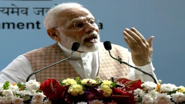 PM Narendra Modi, PM मोदी ने दी मुंबई को मेट्रो की सौगात, बोले- वैज्ञानिकों से हूं प्रभावित