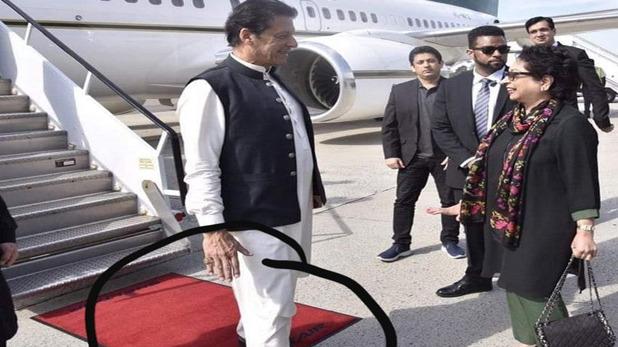 Imran Khan Special Aircraft, किसका प्लेन उधार लेकर अमेरिका पहुंचे इमरान खान, पढ़ें पूरी कहानी