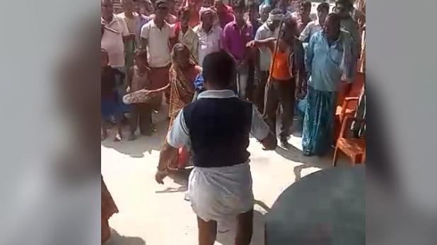 West Champaran Bettiah Loving couple beating