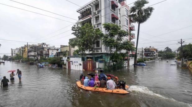 flood like situation
