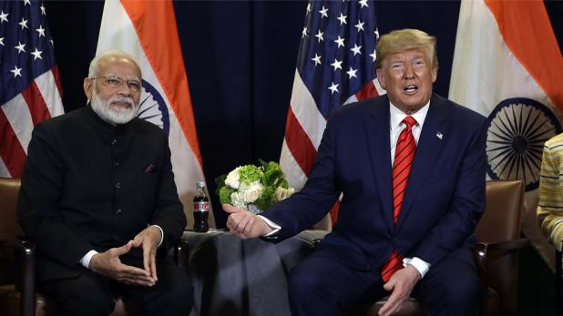 एल्विस प्रिस्ली, 'इंडिया के एल्विस प्रिस्ली हैं मोदी', ट्रंप ने किंग ऑफ रॉक से की पीएम की तुलना