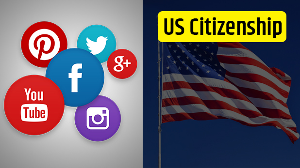 green card, US citizenship, America Citizenship, DHS, US Department of Homeland Security, Social Media, America Social Media