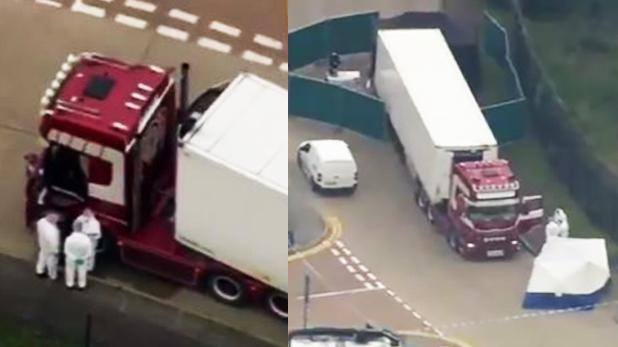 लाशें, लॉरी में भरी मिली 39 लाशें… पुलिस ने इलाके को घेर शुरू की जांच