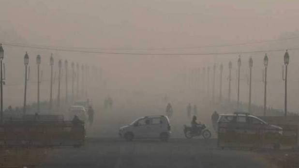 many accidents in the Barnala, पराली जलाने से फैला  धुआं-धुआं हुआ इलाका, स्मॉग के कारण हुए कई एक्सीडेंट, 4 लोगों की मौत