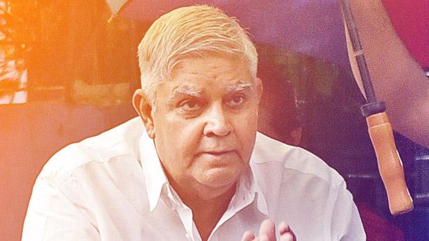 """TMC, """"मुझे दुर्गा पूजा कार्निवल में अपमानित किया गया,"""" पश्चिम बंगाल गवर्नर ने TMC पर लगाए आरोप"""