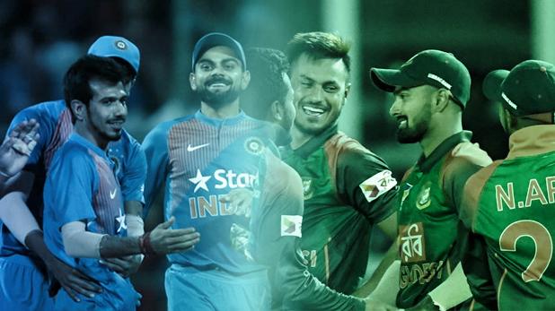 India vs Bangladesh, भारत के खिलाफ पहली बार टी-20 मैच जीतने के इरादे से आएंगे बांग्लादेश के ये खिलाड़ी?